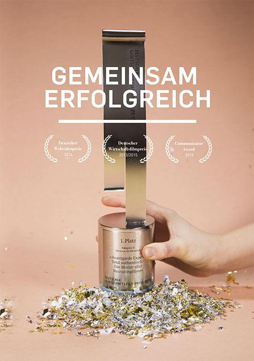 Wirtschaftsfilmpreis al Dente Entertainment
