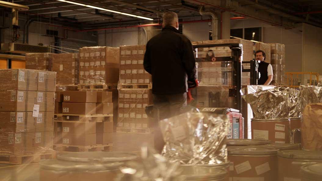 TEVA / Logistikfilm