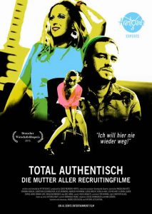 Avantgarde-Experts-total-authentisch-Poster-al-dente-Entertainment