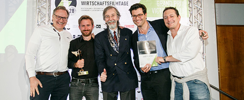 internationale Wirtschaftsfilmtage wien al Dente Entertainment
