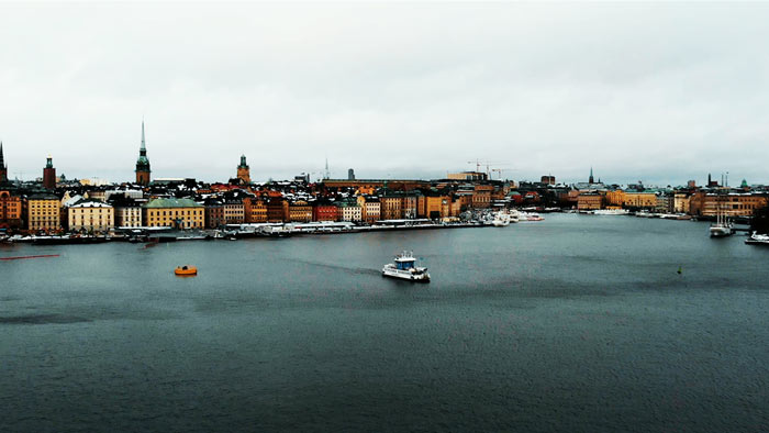 ifm Schweden / Close to you