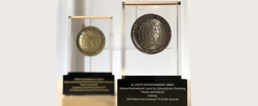 New York Festival GICHD Al Dente Entertainment