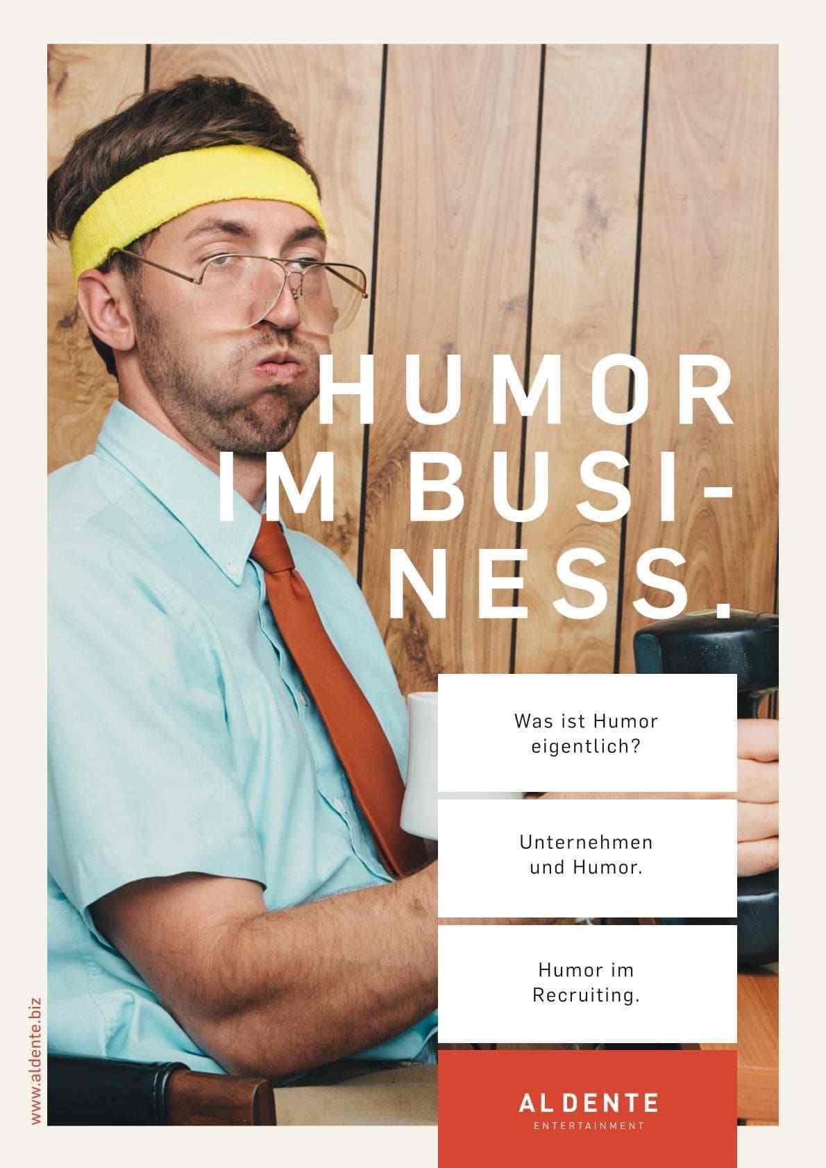 Humor im Business_Titelbild
